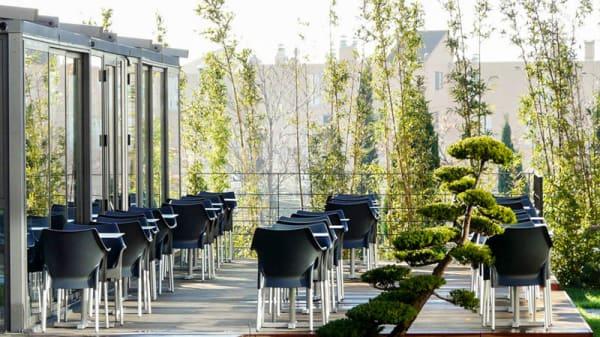 Terrasse - Restaurant de la Cosmétique, Marseille