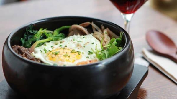 suggestion du chef - Potcha5, Paris