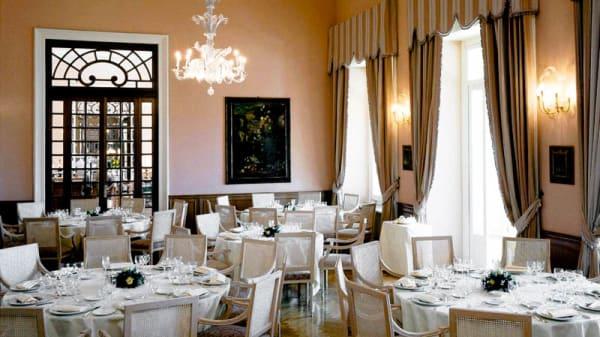 La sala - Savoia, Fiuggi