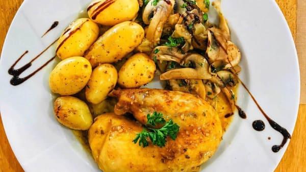 Suggestion du chef - Brasserie de l'Actipark, Nîmes