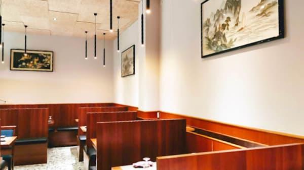 Vista della sala - Meet Sushi, Muggiò