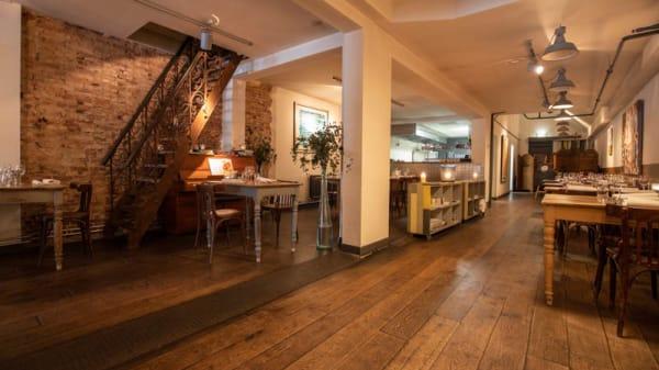 Het restaurant - Bistro St. Sjaak, Tilburg