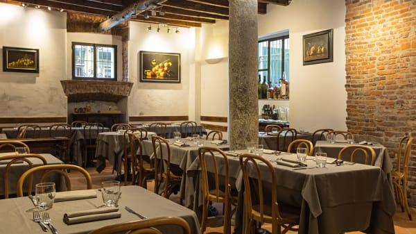 La Dogana del Buongusto, Milan