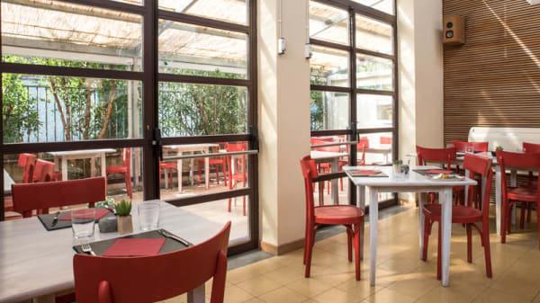 Sala del ristorante - Deco Bio Bistrot, Bologna