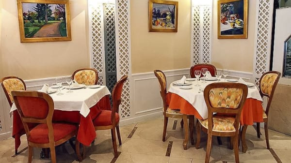 Vista mesas - Casa Hilda, Madrid