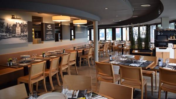 Salle du restaurant - Bistro Regent Tours Nord, Tours