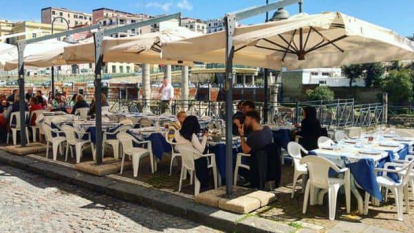 Terrazza - Un Pizzico di Cucina Marinara, Pozzuoli