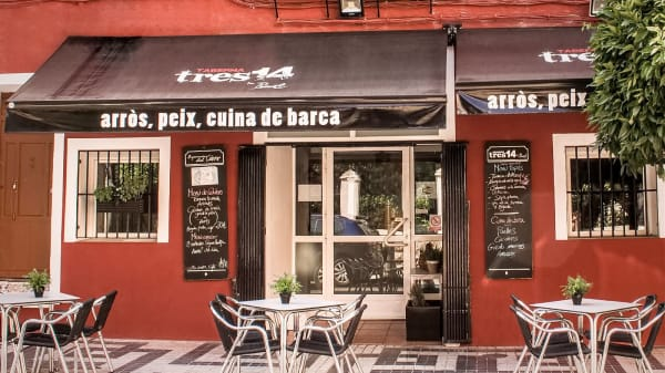 Taberna Tres14 - By Pinet, Villajoyosa