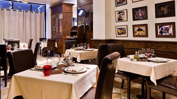 salle restaurant - Terres de Truffes Paris, Paris