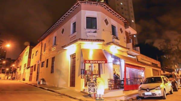 Nossa casa - O Boteco Argentino, São Paulo