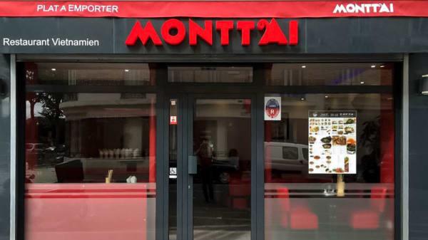Devanture - Monttai, Clichy