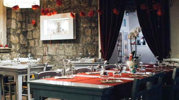 vista sala - Il Giardino del Papero, Viterbo