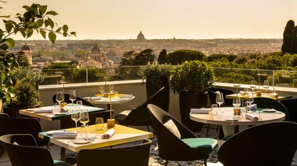 Terrazza - Settimo Roman Cuisine & Terrace, Rome