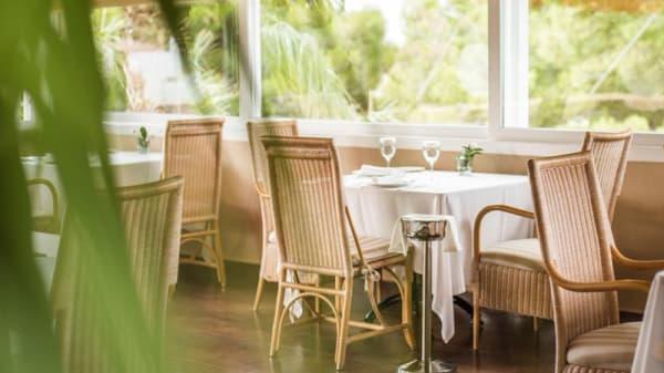 Vista Sala - Restaurante Mimbre, Xàbia