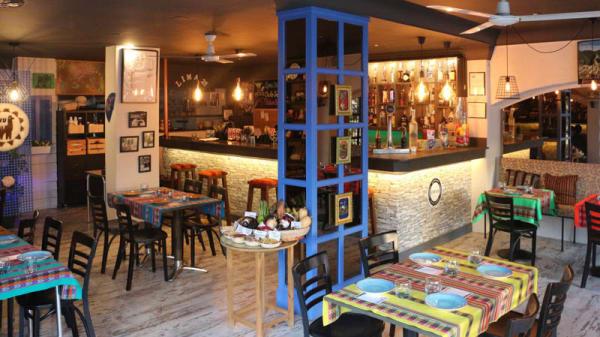 Vista de la sala - Lima 26, Marbella