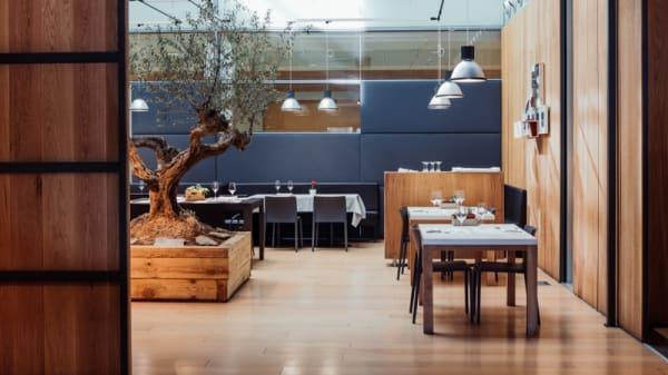 Sala del restaurante - Iñigo Lavado, Irún