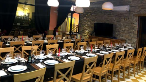 Interno, sala eventi - AGIRO', Parma
