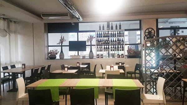 vista sala - Cà Sofia Restaurant & Music, Turin