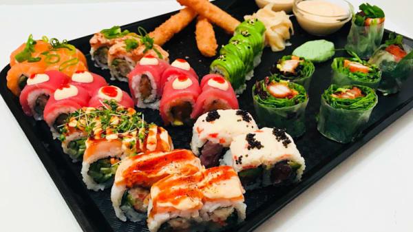 sushi - Joci Sushi Fredericia, Fredericia