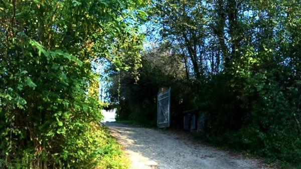 entrata - La Staffa Agriturismo, Monte San Pietro