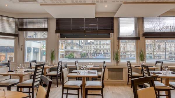 Vue de la salle - Provence Caffé, Angers