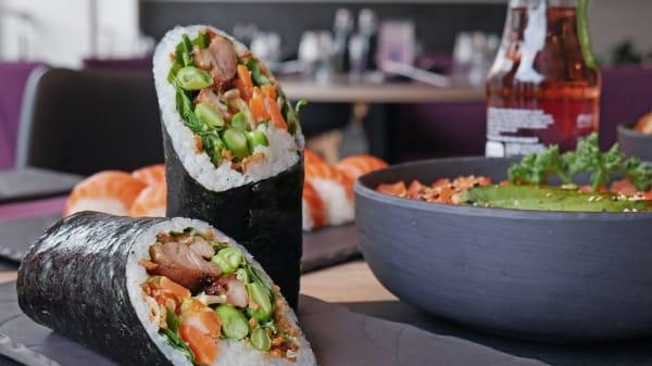 sushi - Sushi's Saint-Louis, Saint-Louis