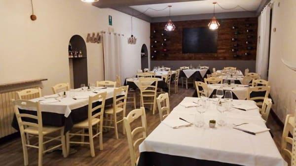 Vista sala - Sike' Pizza & Restaurant, Seriate