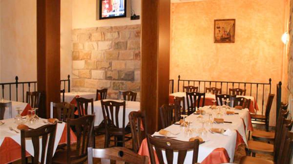 La sala - Mesón Castillo, Collado Villalba
