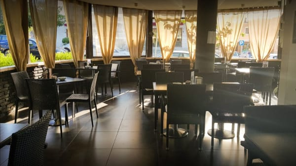 Vista sala - Ristobar Viola Cafè Lounge, Olbia