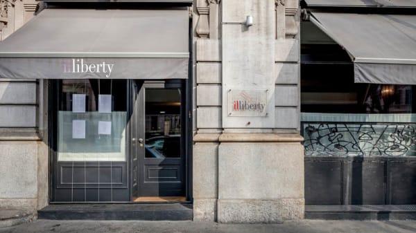 Entrata - Il Liberty, Milan