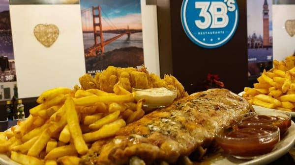 Sugestão do chef - 3B's Restaurante Viseu, Viseu