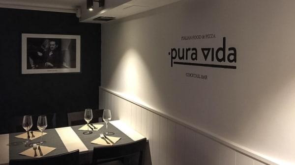 Sala del restaurante - Pura Vida Sitges, Sitges