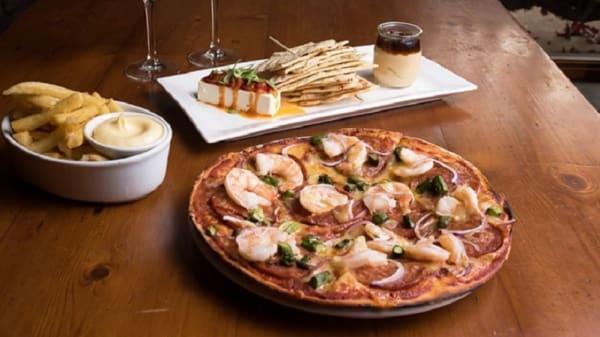 Pizza Gambas - Salter's, Angaston