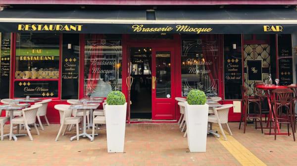 Entrée - Brasserie Miocque, Cabourg