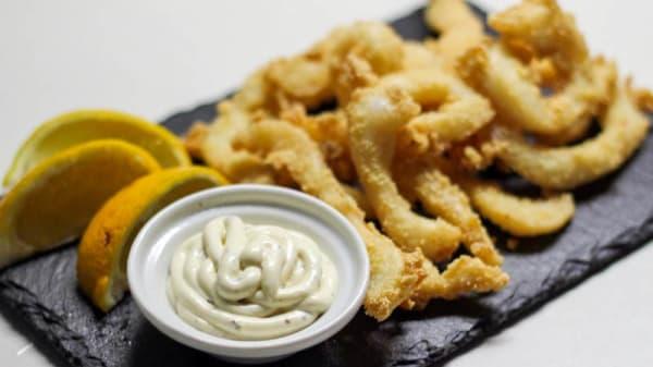 Sugerencia del chef - Coco tapas lounge bar, Ampuriabrava