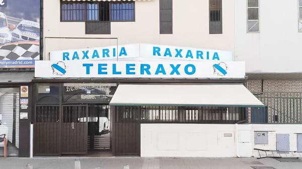Fachada - Teleraxo, Alcorcón