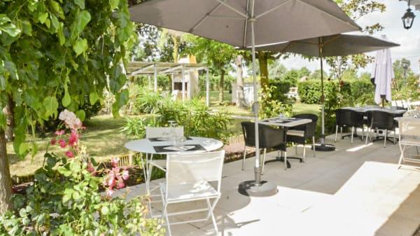 Vue terrasse - La Villa 31, Muret
