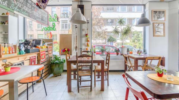 Restaurant - Sabor Sabor, Rotterdam