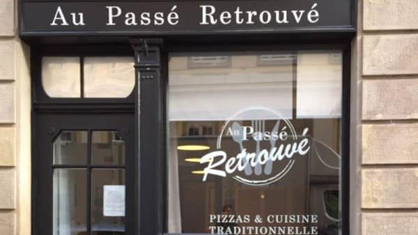 Restaurant - Au Passé Retrouvé, Strasbourg