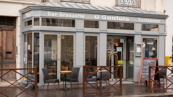 Devanture - O'Gaulois, Versailles