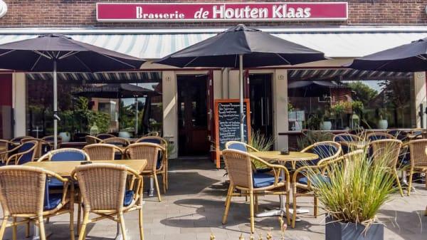 Terras - De Houten Klaas, Badhoevedorp
