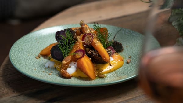Roasted Carrot - Sixty Smith, Collingwood (VIC)