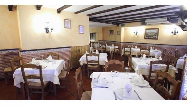 Vista interior - Casa José María, Aranda De Duero
