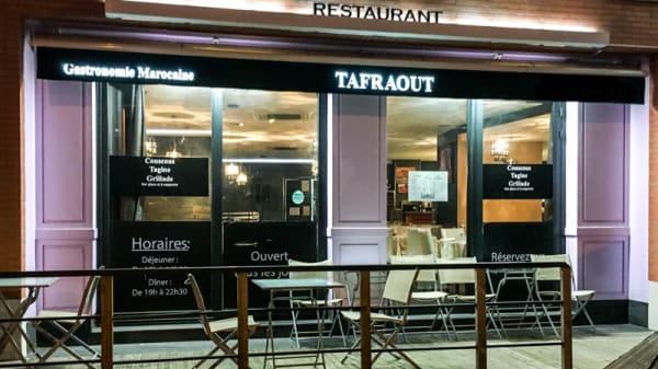 Entrée - Tafraout, Le Plessis-Bouchard