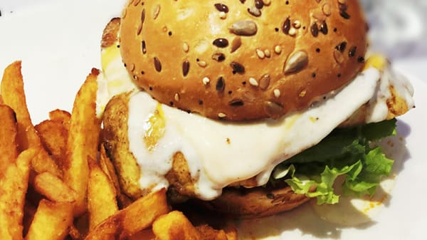 Suggestion du chef - Tata Burger, Paris