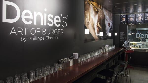 Denise's Art of Burger, Genève