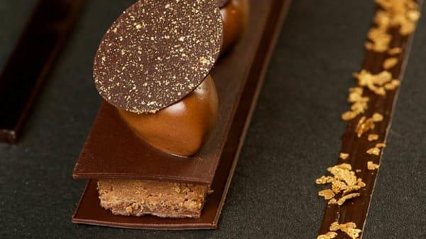 Desserts au chocolat - Le Rectiligne, Divonne-les-Bains