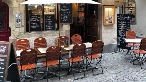 Terrasse - Le Vintage, Strasbourg