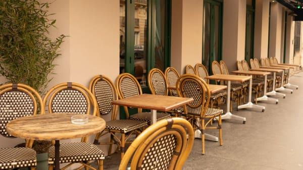 Terrasse - Le Bistrot, Paris
