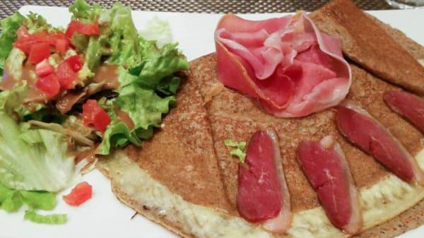 Suggestion du chef - Aux Délices des Crêpes, Royan